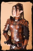 Wood Elven Armor by Lagueuse