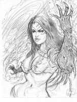 Witchblade 2 by Fusciart