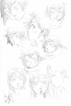 Sketch Page 08.30.2016 by arcais