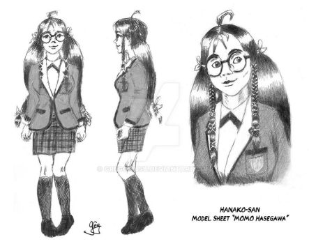 Momo-model-sheet by GregoriusU
