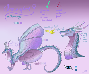Imagine Temporary Ref by DesertBloomBeasts