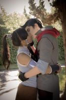 LoK Cosplay | As Much as You Drive Me Crazy... by CosplayInABox