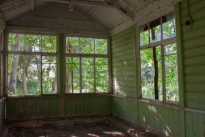 Abandoned 5 by ManicHysteriaStock