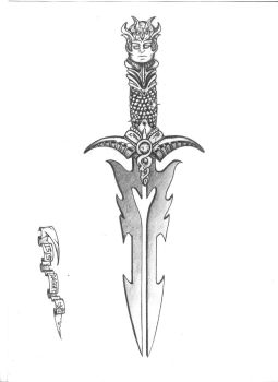 The Dagger of Isis by soulsearxer