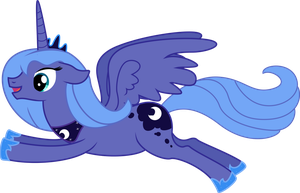 Woona Tackle! by lightningtumble