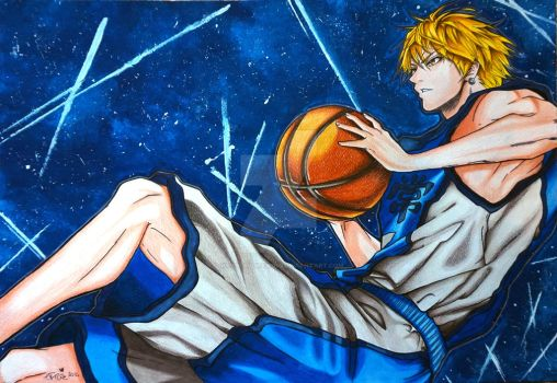 Kuroko No Basket - Kise 3 by Krystal89IT