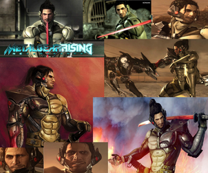 Jetstream Sam (MGR) Collage by AlwaysHunted