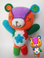 Stitches: Animal Crossing by RainbowReverie