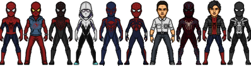 Spider-Verse WIP by SpiderTrekfan616
