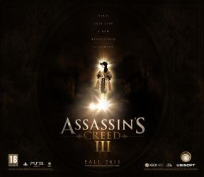 Assassin's Creed 3 Poster by boup0quod