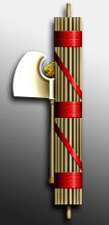 Ancient Roman Fasces - Peter Crawford by PeterCrawford