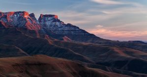 Cathkin Peak by carlosthe