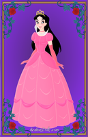 Princess Hilda (Once Upon A Time OC) by suburbantimewaster