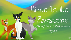 Time to be Awesome redo by ClaraFlos