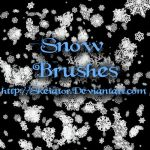 Snow Brushes by SkeIator