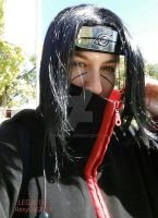 Itachi Cosplay by RexyGal