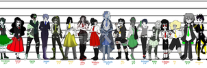PH|| Height Students Chart 1 (?) by GingyKrisp