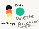 Palette auction by CatEyes-To-CatTails