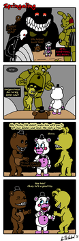 Springaling 314: Do The Monkey With Me by Negaduck9
