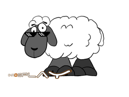 My Own Sheep with Color ^_^ by Yukaiso