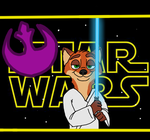 Nick wilde presents a new hope (crossover ) by SarahTheFox97