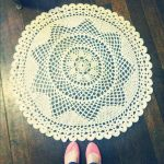 A doily blanket by restlesswillow