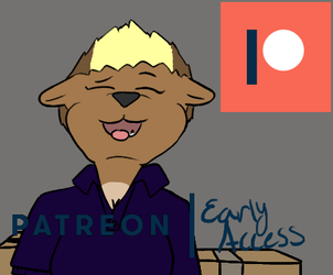 Patreon Early Access Teaser by AlejandroDelFuego