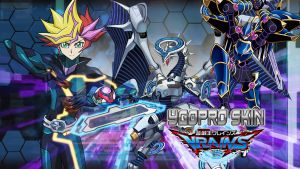 YGOPRO - Skin Vrains by KogaDiamond1080