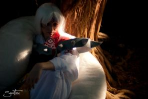 InuYasha - Under The Tree by EveilleCosplay