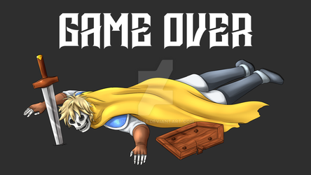 Game Over by Nabuco88