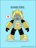 Bumblebee Transformers by fuish