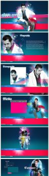 Gippy Grewal Official Website by vitaminv
