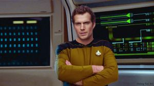 Henry Cavill Celebrity Star Trek UPDATED by gazomg