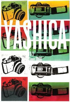 Yashica poster by bloodred-sea