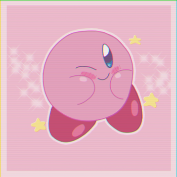 Kirby Pastel Icon by SupremeKhi