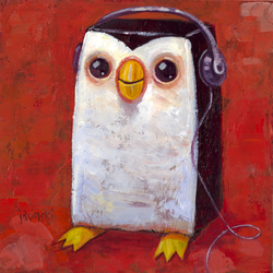 Hip Hopenguin 1 by jasinski