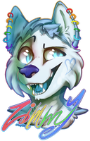 Zimmy badge (com) by eusophile