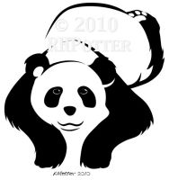 Happy Panda II by RHPotter
