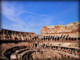 Colosseum by PurpleScarecrow