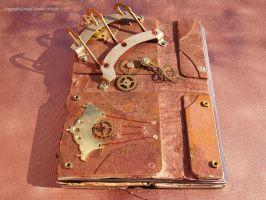 Second Steampunk Book by SystematicChaosInc