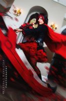Red Like Roses by KJH-Photography