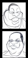 The Many Faces of Me by rkw0021
