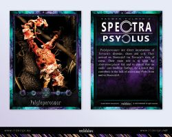 Spectra Psyclus - cards -14-Polyleperosaur by R1Design