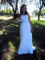 that white dress 9 by CRStock