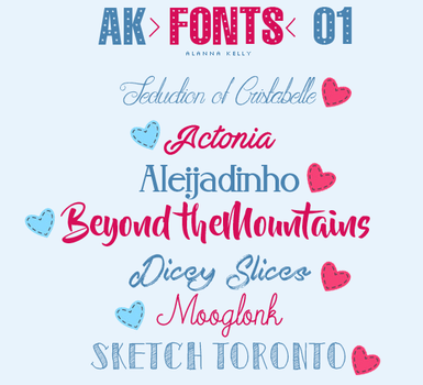 Ak Fontes 01 by AlannaKelly