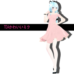 Cute Hatsune Miku Download by K-Channnn