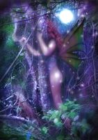 Forest Faery by ShyloLove