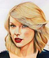 Taylor Swift by jardc87