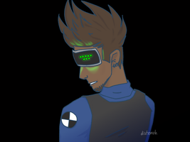 Future Tom (Eddsworld) by Shiveroo