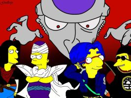 los simpsons z by guilleapi